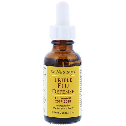 Triple Flu Defense 2017-2018- Chinaberry