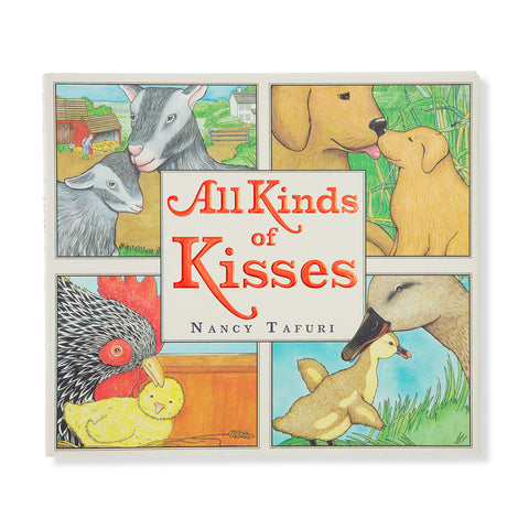 All Kinds of Kisses - Chinaberry Books, Toys & Treasures - 1