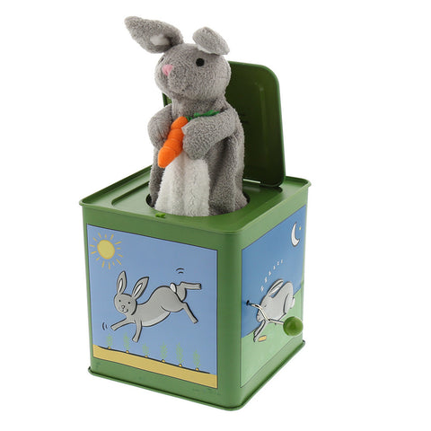Jack the Rabbit in a Box - Chinaberry
