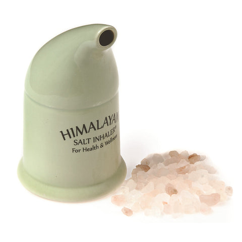 Himalayan Salt Inhaler - Isabella: Gifts with Spirit