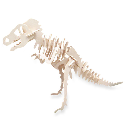 3-D Puzzle - Tyrannosaurus - Chinaberry