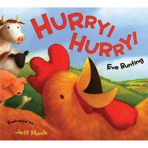 Hurry! Hurry! - Chinaberry Books, Toys & Treasures