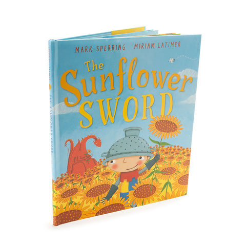 The Sunflower Sword - Chinaberry Books, Toys & Treasures