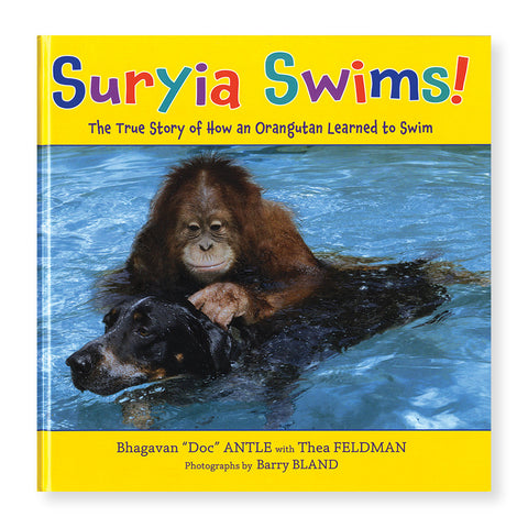 Suryia Swims! - Chinaberry