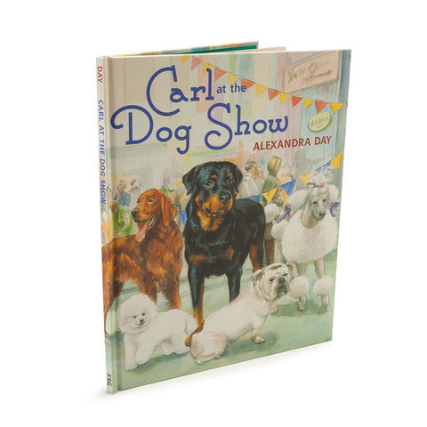 Carl at the Dog Show - Chinaberry Books, Toys & Treasures