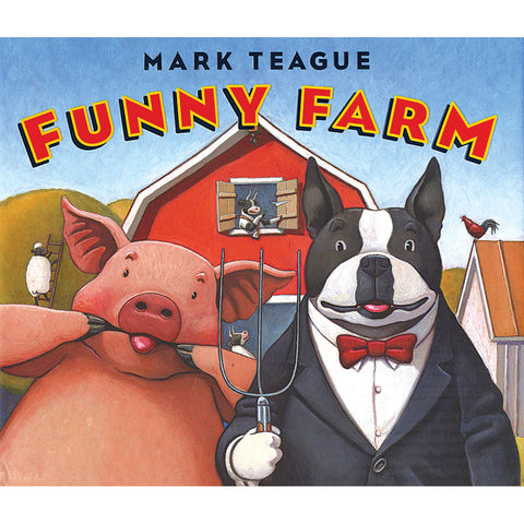 Funny Farm - Chinaberry Books, Toys & Treasures