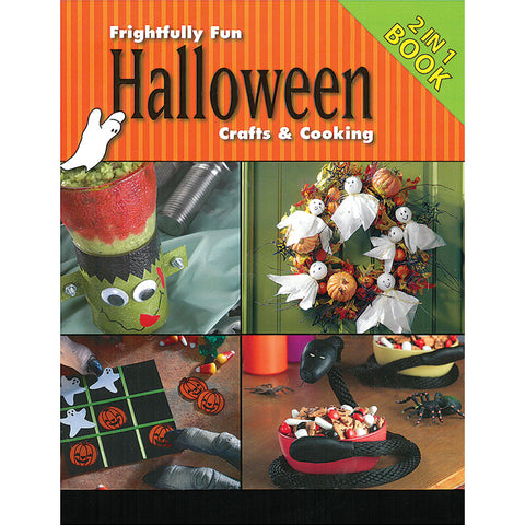 Frightfully Fun Halloween Crafts and Cooking - Chinaberry Books, Toys & Treasures