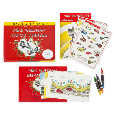 Mike Mulligan Travel Activity Kit
