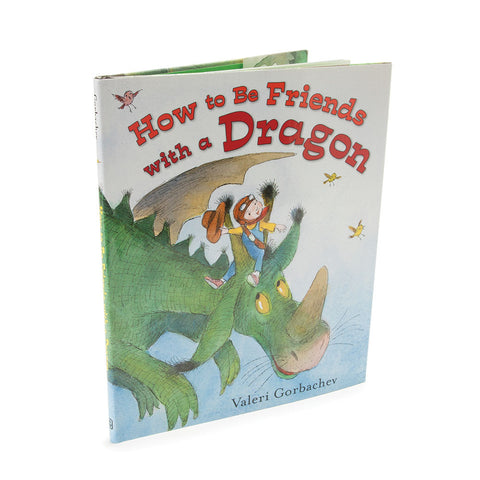 How to Be Friends with a Dragon - Chinaberry Books, Toys & Treasures