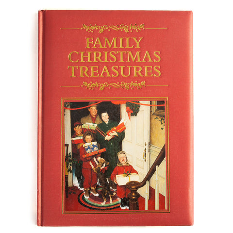 Family Christmas Treasures (Padded) - Chinaberry Books, Toys & Treasures