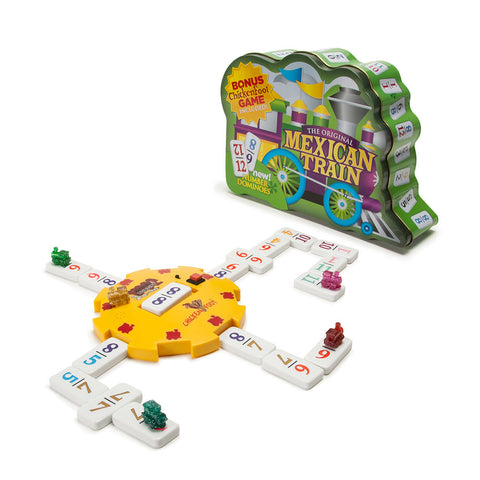 Mexican Train - Chinaberry Books, Toys & Treasures