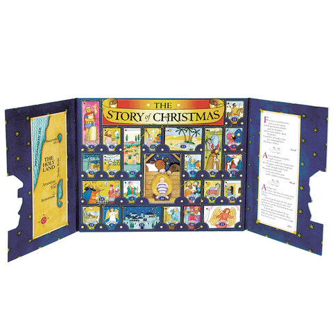 The Story of Christmas Story Book Set & Advent Calendar - Chinaberry Books, Toys & Treasures