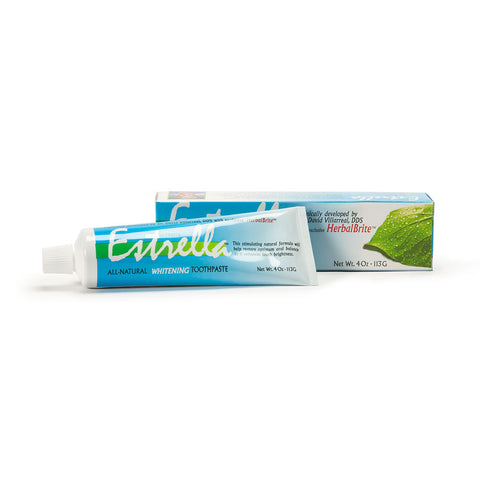 Estrella All Natural Toothpaste - Chinaberry Books, Toys & Treasures