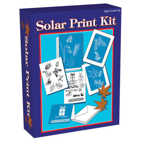 Solar Print Kit - Chinaberry Books, Toys & Treasures