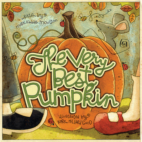 The Very Best Pumpkin - Chinaberry Books, Toys & Treasures