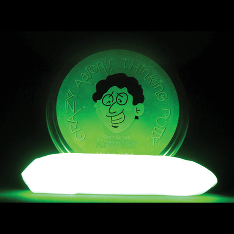 Thinking Putty - Glow in the Dark Krypton - Chinaberry Books, Toys & Treasures
