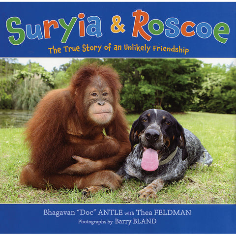 Suryia and Roscoe - Chinaberry Books, Toys & Treasures