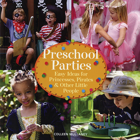 Preschool Parties - Chinaberry Books, Toys & Treasures