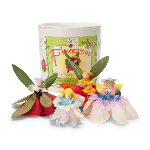 Flowerinas - Chinaberry Books, Toys & Treasures