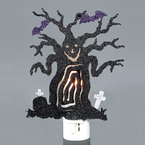 Spooky Tree Night Light - Chinaberry Books, Toys & Treasures
