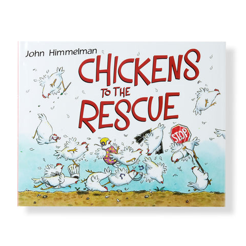Chickens to the Rescue - Chinaberry Books, Toys & Treasures - 1