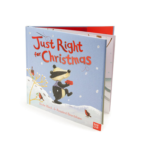 Just Right for Christmas - Chinaberry Books, Toys & Treasures