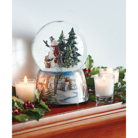 Musical Snow Globe - Chinaberry Books, Toys & Treasures