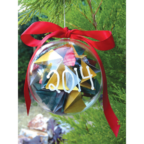 Chinaberry Family Christmas Ornament Kit - Chinaberry Books, Toys & Treasures
