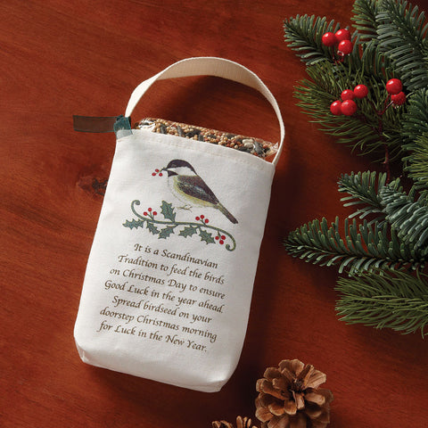 Scandinavian Birdseed Bag - Chinaberry Books, Toys & Treasures