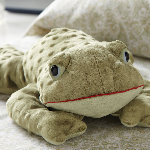 Freddy the Eucalyptus Comfort Frog - Chinaberry