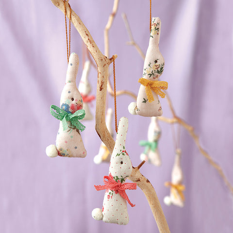 Sweet Bunny Ornament - Chinaberry