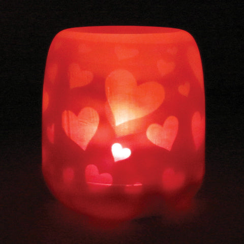 The Original Magic Flame Valentine Candle - Chinaberry