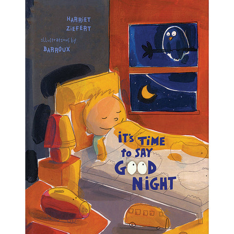It's Time to Say Good Night - Chinaberry Books, Toys & Treasures