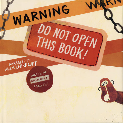 Do Not Open This Book! - Chinaberry Books, Toys & Treasures