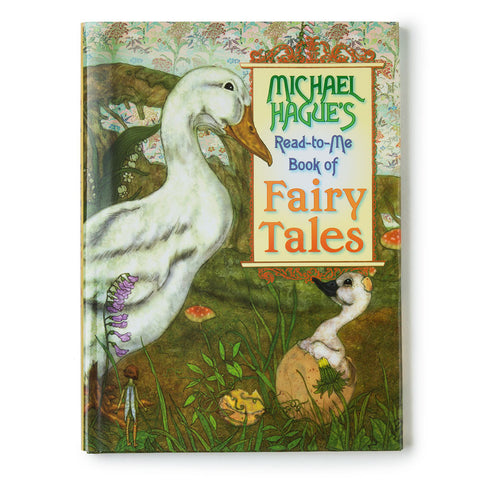 Michael Hague's Read-to-Me Book of Fairy Tales - Chinaberry Books, Toys & Treasures - 1
