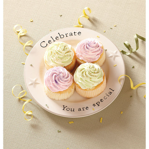 Celebrate Plate - Chinaberry Books, Toys & Treasures
