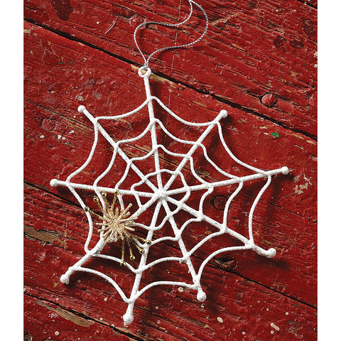 Christmas Spider Ornament - Chinaberry Books, Toys & Treasures