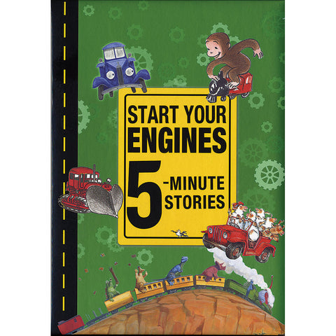 Start Your Engines - Chinaberry Books, Toys & Treasures