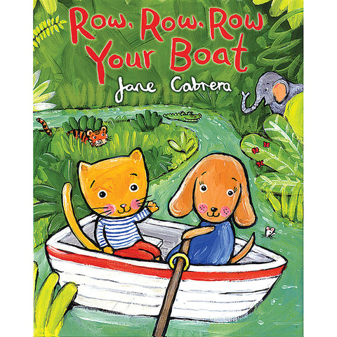 Row, Row, Row Your Boat - Chinaberry Books, Toys & Treasures