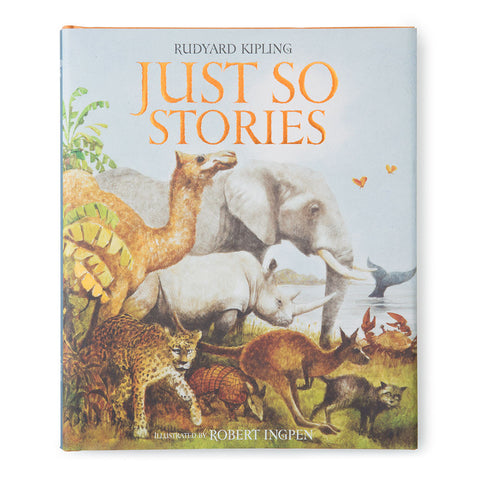 Just So Stories - Chinaberry Books, Toys & Treasures - 1