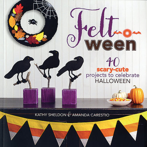 Felt-o-ween - Chinaberry Books, Toys & Treasures