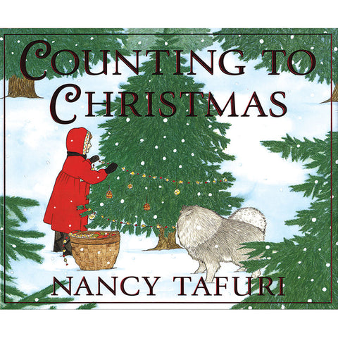 Counting to Christmas - Chinaberry Books, Toys & Treasures