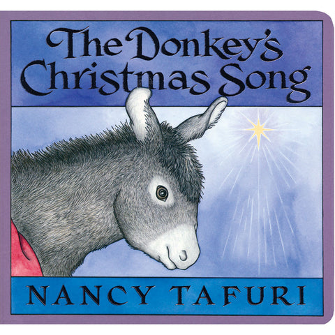 The Donkey's Christmas Song - Chinaberry Books, Toys & Treasures