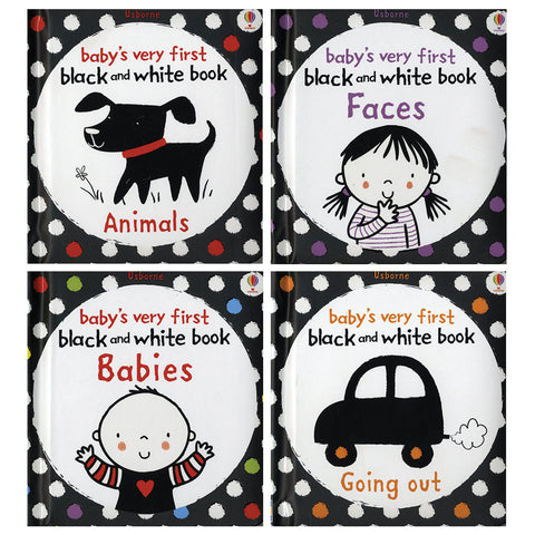 Baby's Very First Black and White Books - Chinaberry Books, Toys & Treasures