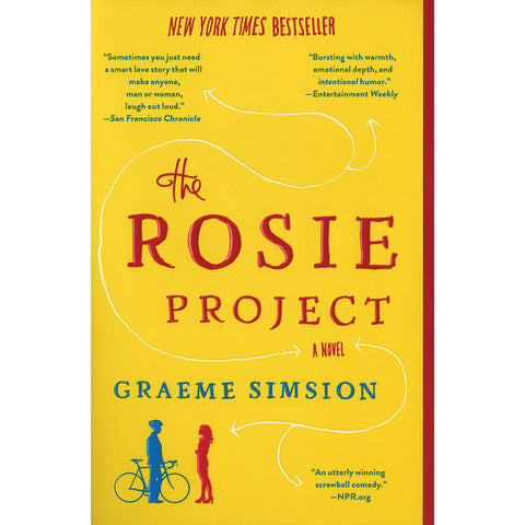 The Rosie Project - Chinaberry Books, Toys & Treasures