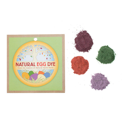 Natural Egg Dye Kit - Chinaberry Books, Toys & Treasures - 1