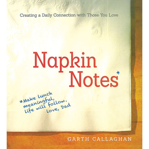 Napkin Notes - Chinaberry Books, Toys & Treasures