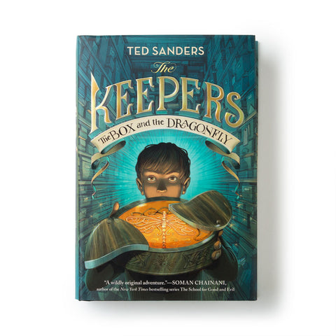 The Keepers - Chinaberry Books, Toys & Treasures - 1