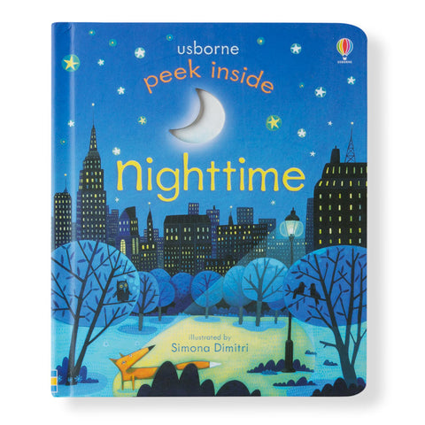 Peek Inside Nighttime - Chinaberry Books, Toys & Treasures - 1