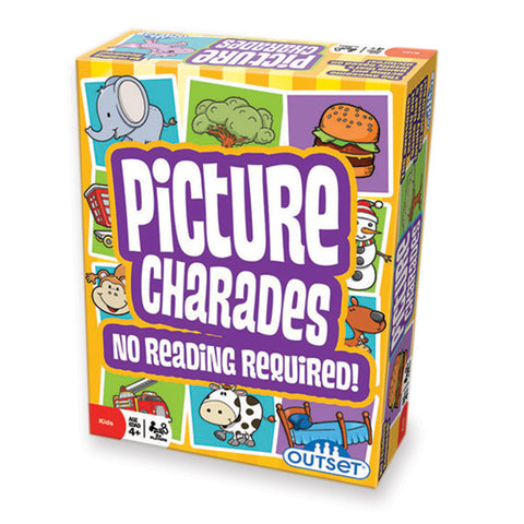 Picture Charades - Chinaberry